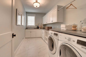 Give Enough Attention to Your Laundry Room