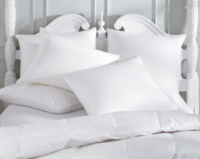 how to clean pillow