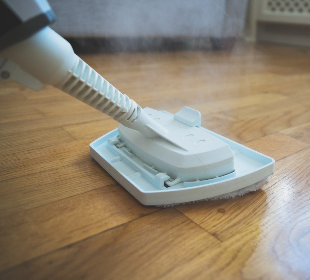 Can a Steam Mop Really Get Your Floors Cleaner than a Wet Mop?