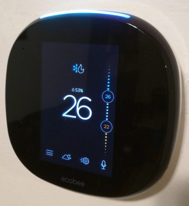 Best Alexa Compatible Thermostat 2018 Reviews