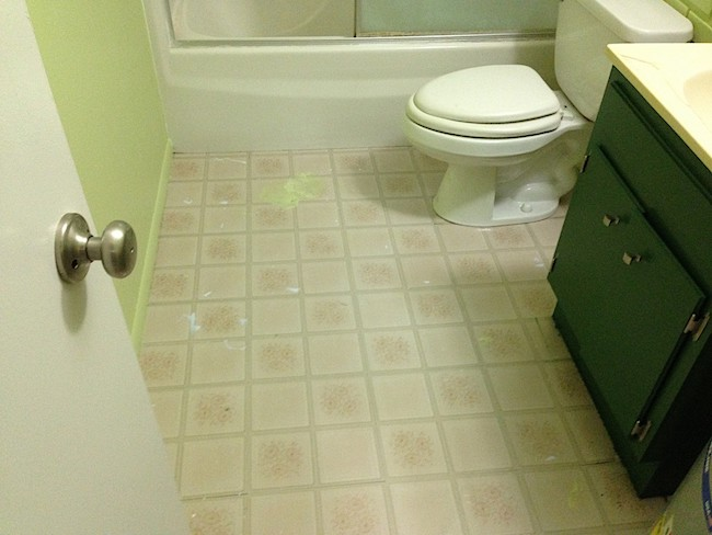 How To Clean Bathroom Tiles Hard Water Stains