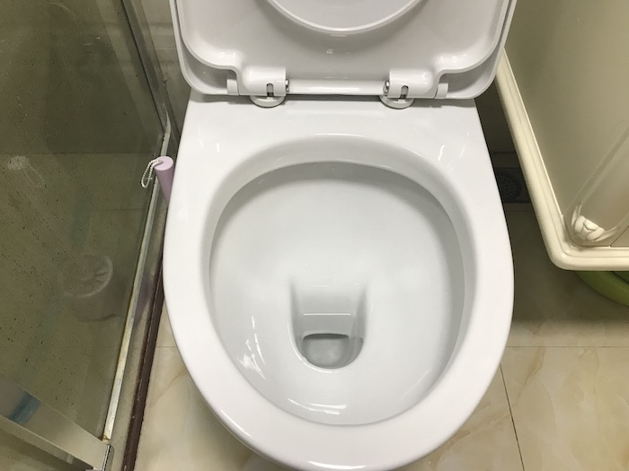 Clean Toilet Bowl Stains