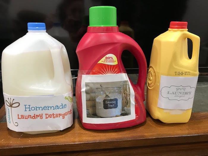 Can I Use Laundry Detergent to Wash Dishes?