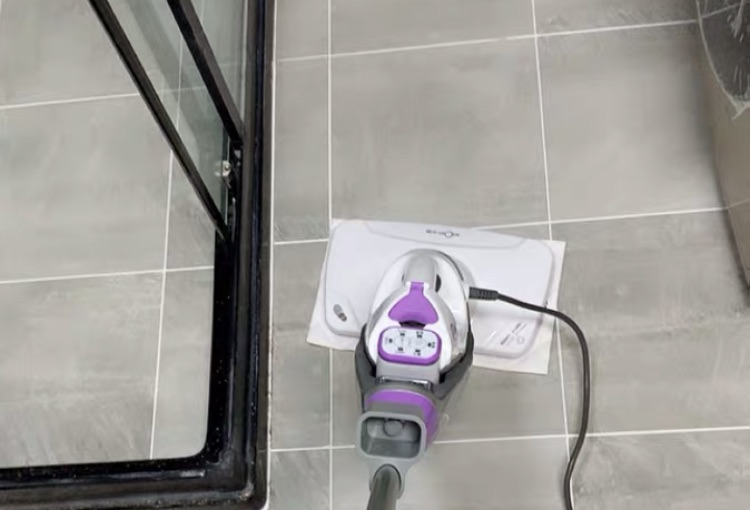 Does A Steam Mop Clean Grout?