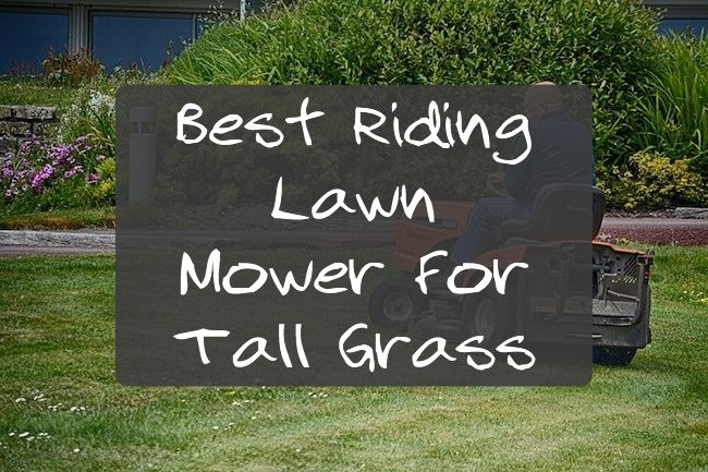 The best riding lawn mower for tall grass brings class and convenience together to help users cover a large lawn, sometime with slopes in significantly less time. Equipped with user-friendly controls and powerful motors with varying horse powers, most of the equipment can trim, clip, and cut grasses in just one sweep. Some models come with extra features like ergonomic hand rest for comfort, high-back cushioned seat, adjustable footrest, and so on. We have put together reviews of some of the bestselling riding lawn mower available in the market to help you choose the right product that makes cutting and bagging tall grasses a breeze for you.