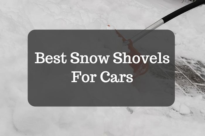 car snow shovels