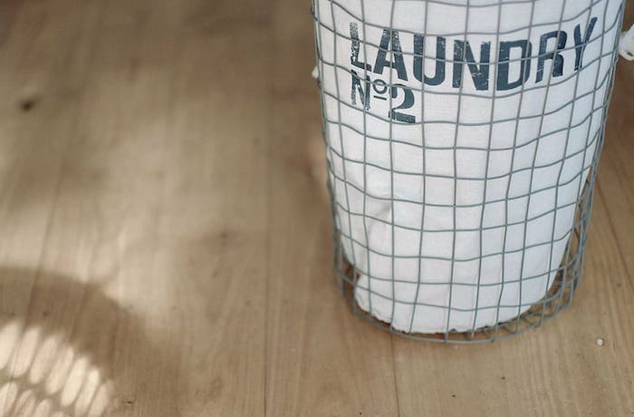 laundry container