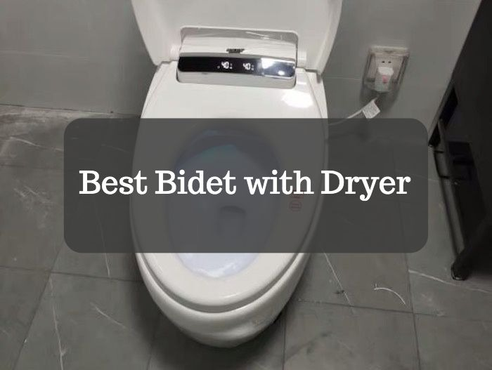 If you are looking for the best bidet with dryer, read this article to find our unbiased reviews of the top rated products available in the market.