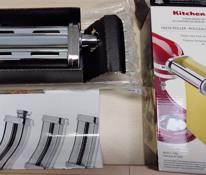 Best Kitchenaid Pasta Attachments