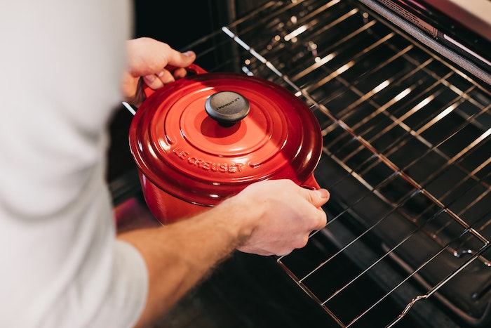 Can You Put Enameled Cast Iron in the Oven?https://unsplash.com/photos/XQucZO9QTOY
